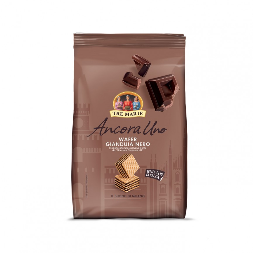 Cubotti Wafer Gianduia
