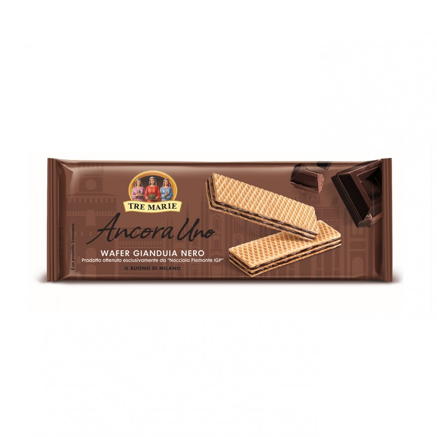Wafer Gianduia Nero