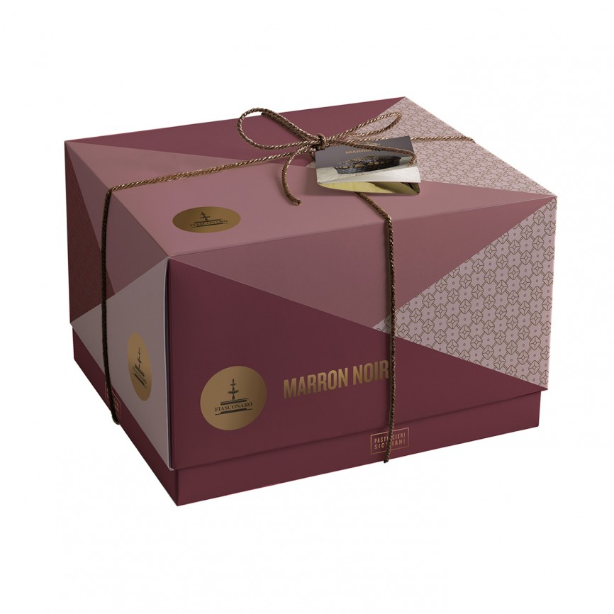Colomba Marron Noir
