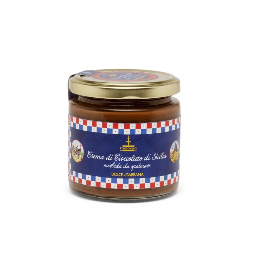 Crema Dolce&Gabbana al Cioccolato di Sicilia
