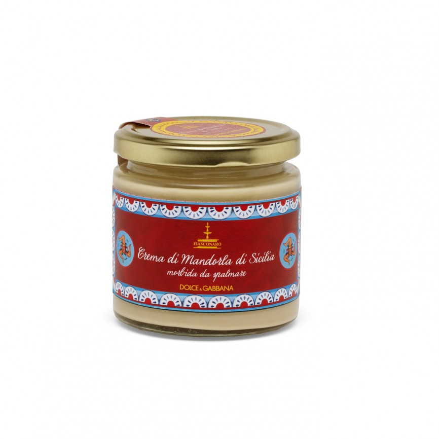 Crema Dolce&Gabbana alla Mandorla di Sicilia
