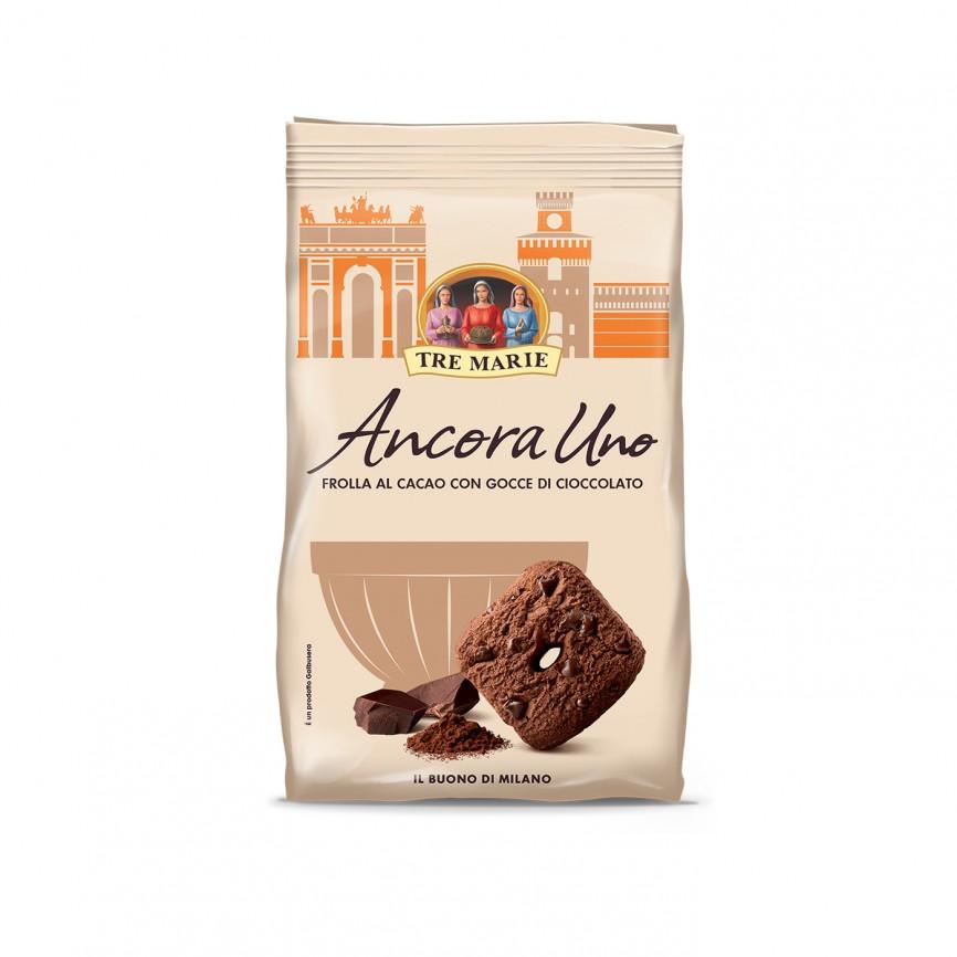 Frollino Al Cacao Con Gocce Di Cioccolato