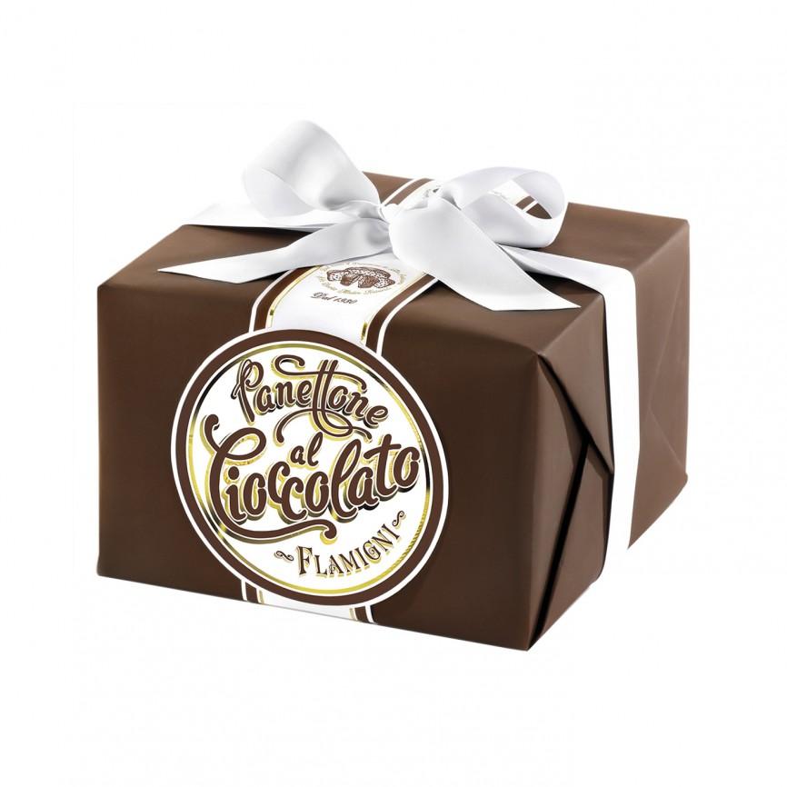 Panettone Con Gocce di Cioccolato