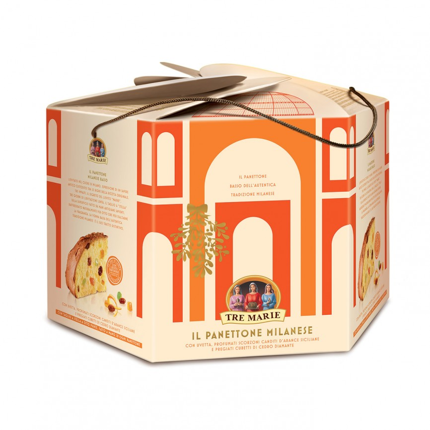 Panettone Milanese 1,5 Kg