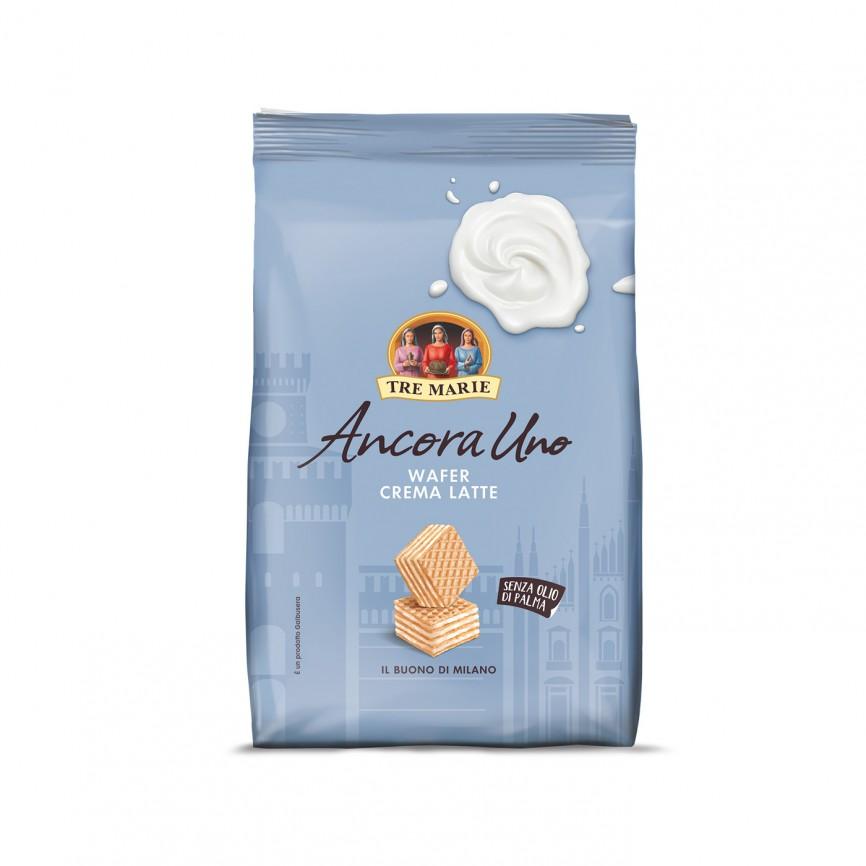 Cubotti Wafer Crema Latte