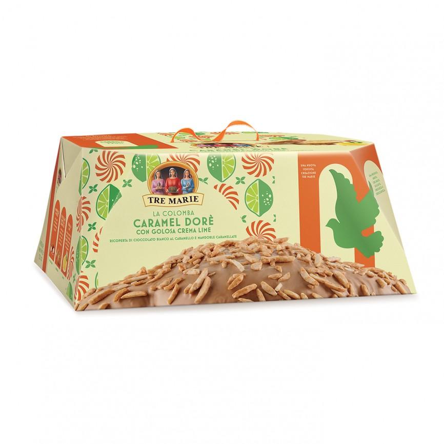Colomba Caramel Dorè