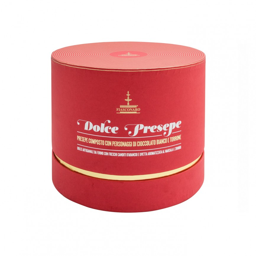 Panettone Dolce Presepe