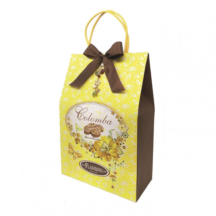 Colomba Cioccolato In Sportina Regalo