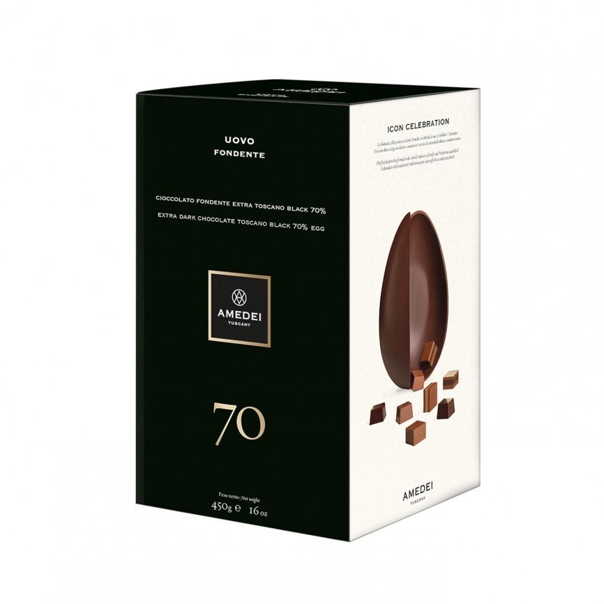 Uovo Toscano Black 70